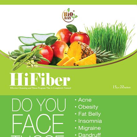 BIOBAY HiFiber product